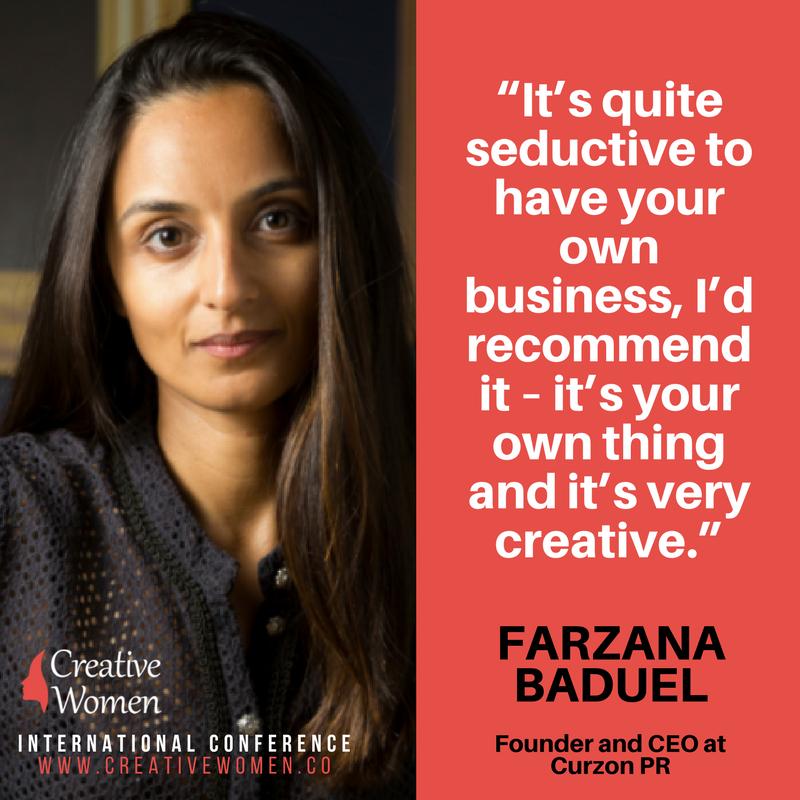 Farzana Badeul women entrepreneurs